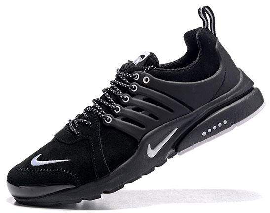 Mens & Womens (unisex) Nike Air Presto Anti-fur Black White 36-46 New Zealand